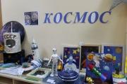 """Выставка поделок, посвященная """"Дню космонавтики"""""""