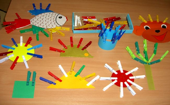 Пособия детского сада своими руками 736