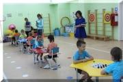 Турнир по «Русским шашкам»