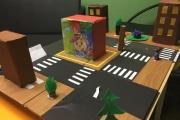 Конкурс макетов по правилам дорожного движения