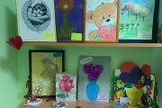 Выставка ко дню Матери «Для тебя родная…...»